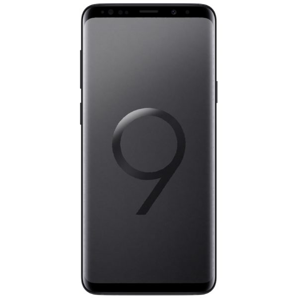 Samsung Galaxy S9+ 256GB Midnight Black 4G Dual Sim - S9 Plus