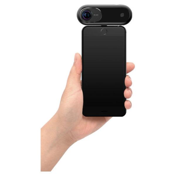 Insta360 ONE 4K 360° VR Action Camera