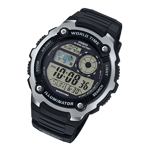 Casio AE-2100W-1AV Youth Unisex Watch