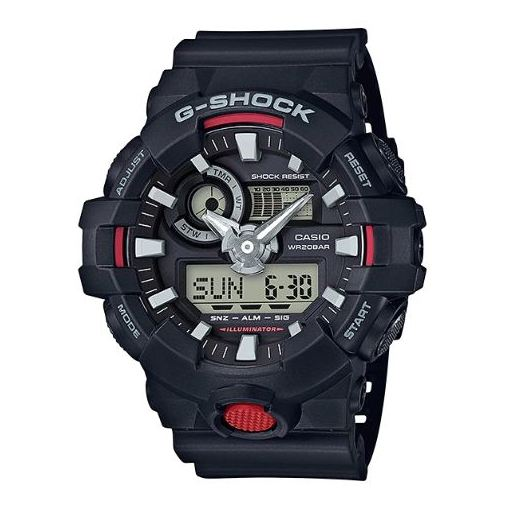 Casio GA-700-1A G-Shock Watch