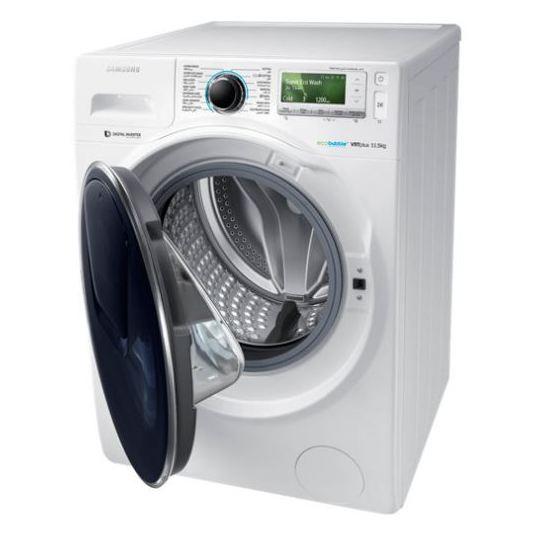 Samsung Front Load Washer 11.5kg WW11K8412OWGU