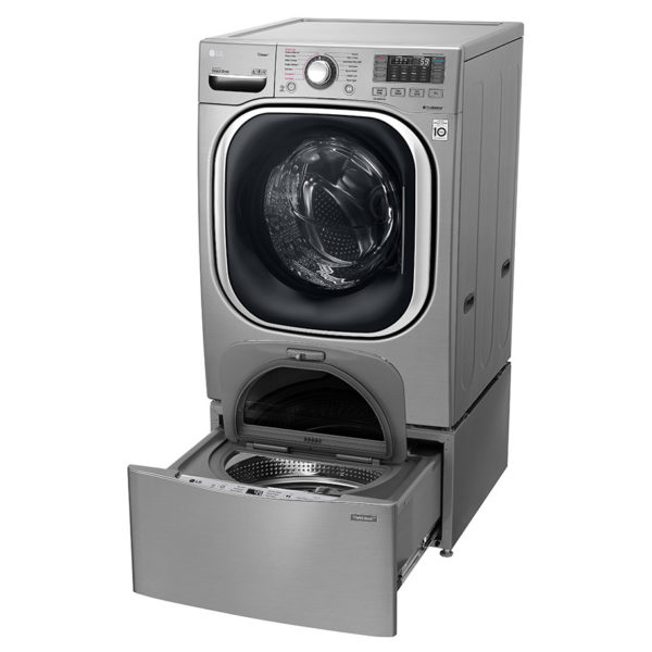 LG TWINWash F0K1CHK2T2 + F70E1UDNK12 22.5 kg /11 kg Mini Top Load Fully Automatic Washer
