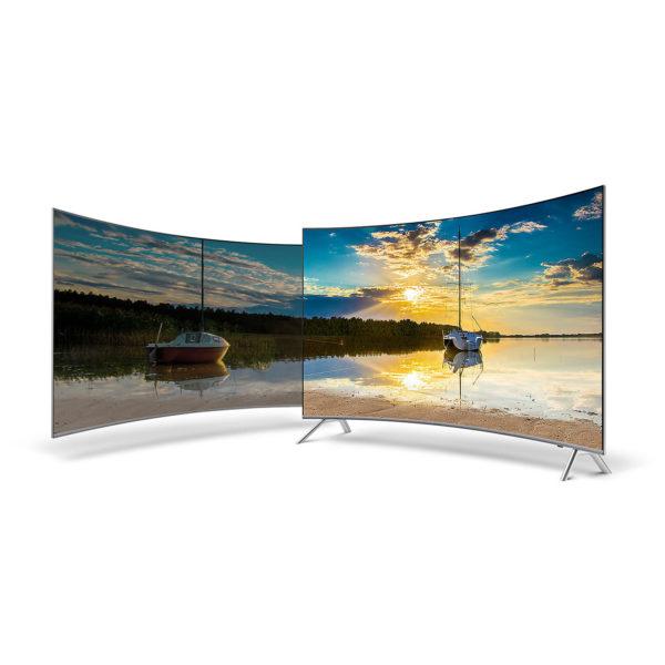 Samsung UA 55MU8500 Smart Curved Premium UHD LED Television 55inch