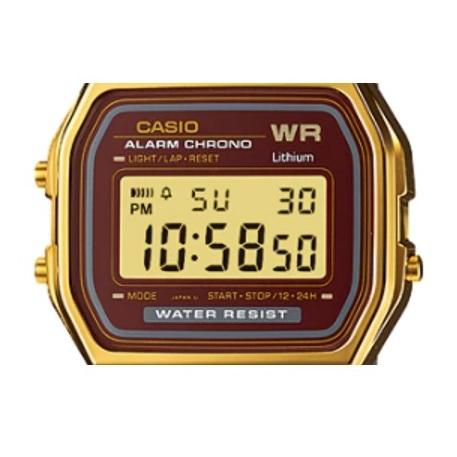 Casio A159WGEA-5 Watch