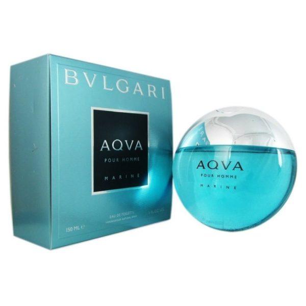 Buy Bvlgari Aqva Marine Perfume For Unisex 150ml Eau De Toilette