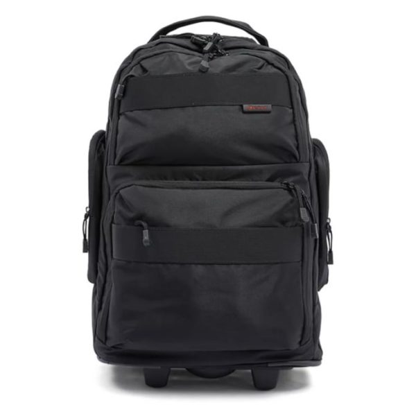 Eminent Laptop Trolley Backpack 21inch Black E5691-21