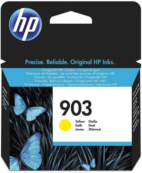 HP 903 T6L95AE Yellow Original Ink Cartridge