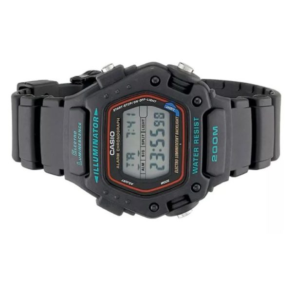 Casio DW-290-1VS Classic Unisex Watch