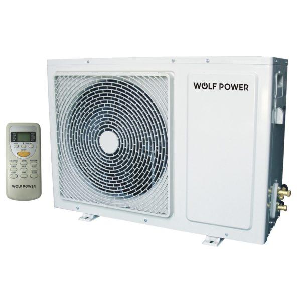 Wolf Power Split Air Conditioner 1.5 Ton WSAC18PCH