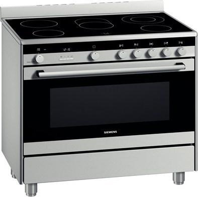 Siemens 5 Ceramic Hobs Cooker HY738357M