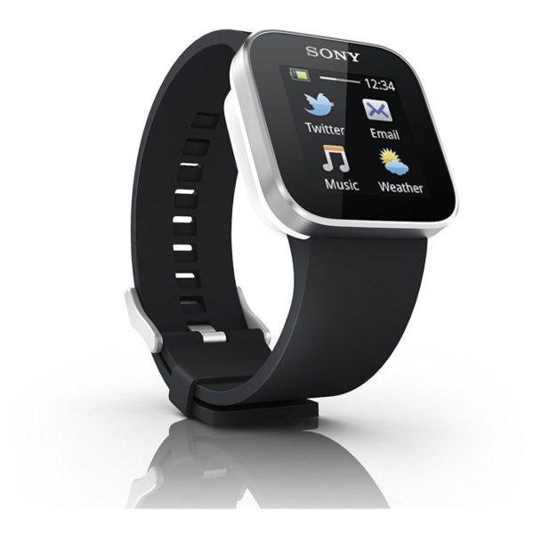 Sony MN2 Smart Watch Black