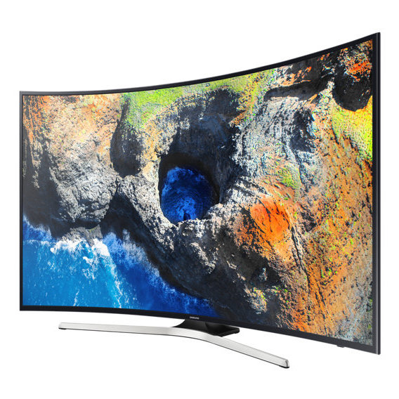 Samsung 65MU7350 4K UHD Curved Smart LED Television 65inch