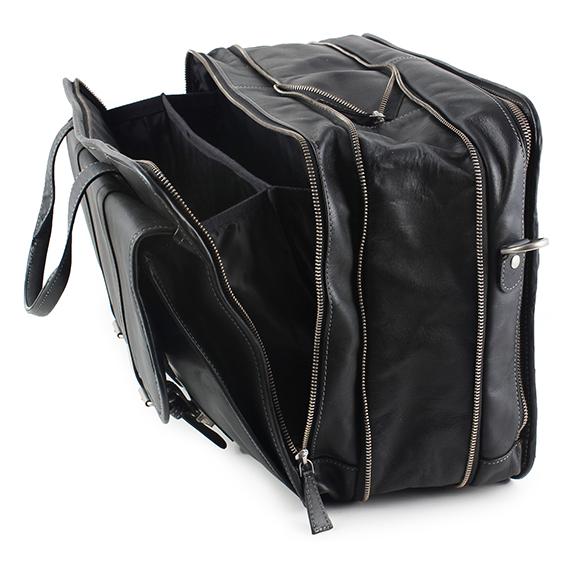 Byond STEREXPAND Sterling Expander Bag Black