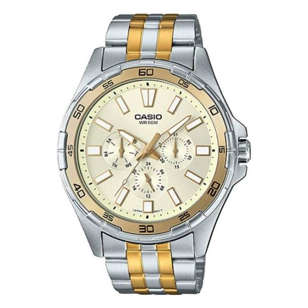 Casio MTD-300SG-9AV Enticer Men's Watch