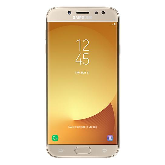 Samsung Galaxy J7 Pro 2017 4G Dual Sim Smartphone 16GB Gold