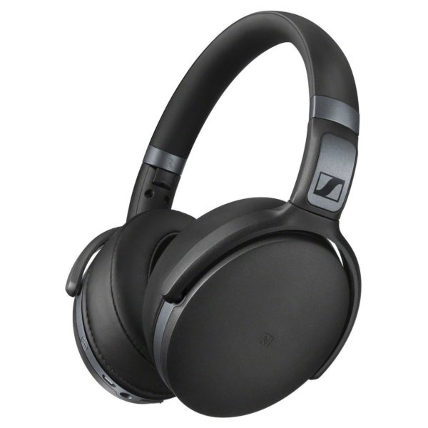 Sennheiser Wireless on Ear Headphone Black HD440BT
