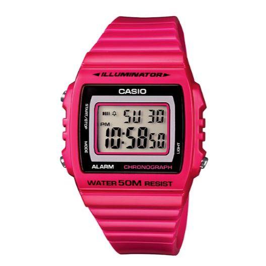 Casio W-215H-4AV Watch