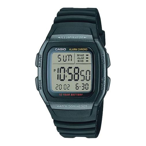 Casio W-96H-1BV Watch