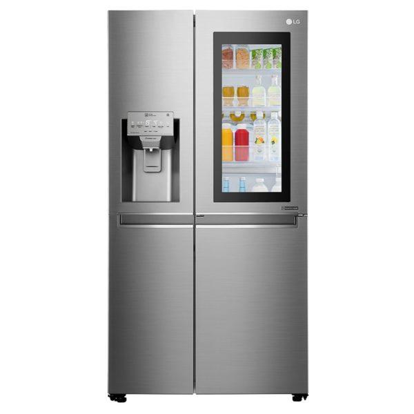 LG InstaView Door-in-Door Refrigerator 668 Litres GRX257CSAV
