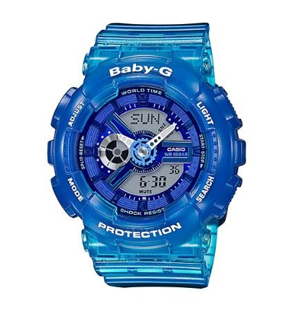 Casio BA-110JM-2ADR Baby G Watch