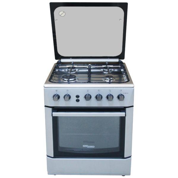 Super General 4 Gas Burners Cooker SGC6480MSFS