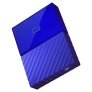 Western Digital My Passport Hard Drive 2TB Blue WDBS4B0020BBL-WESN