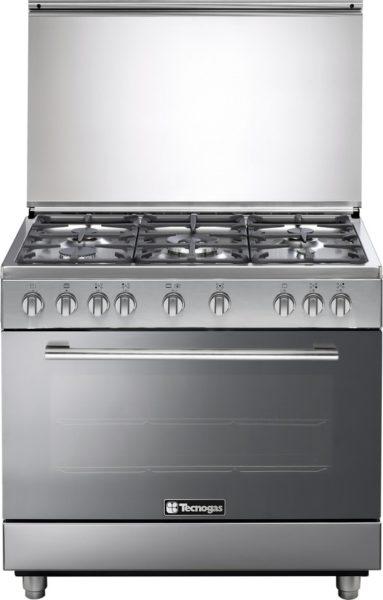 Tecnogas 5 Gas Burners Cooker C3X96G5VC