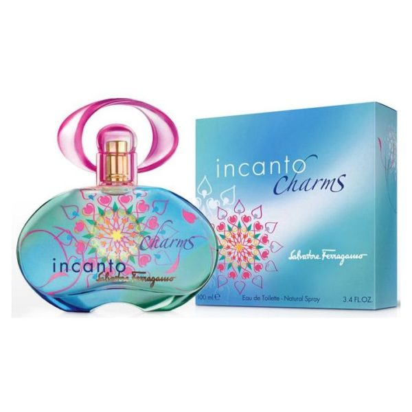 Ferragamo Incanto Charms Perfume For Women 100ml Eau de Toilette