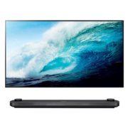 LG SIGNATURE 65W7V 4K Smart OLED Television 65inch