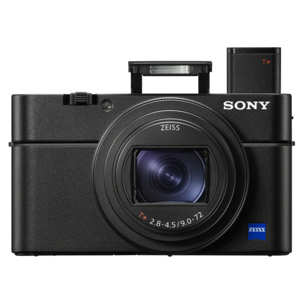 Sony Cyber-shot DSC-RX100 VI Digital Camera Black RX100 M6