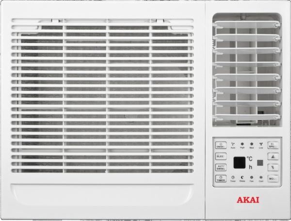 Akai Window Air Conditioner 1.5 Ton ACMA18WTR1
