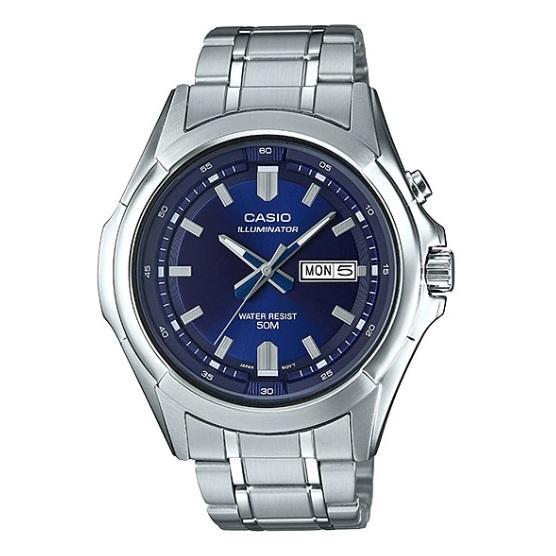 Casio MTP-E205D2AV Enticer Men's Watch
