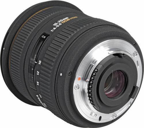 Sigma 10-20N EX DC HSM Lens For Nikon