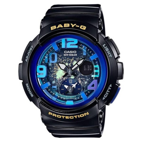 Casio BGA190GL1BDR Baby G Watch