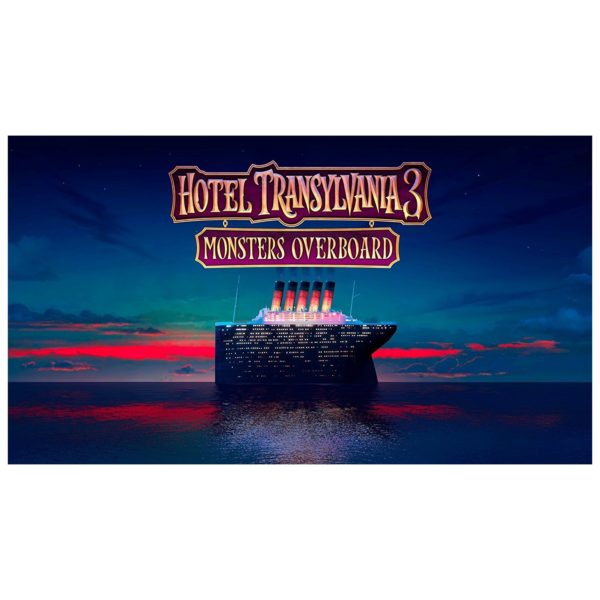 Nintendo Switch Hotel Transylvania 3: Monsters Overboard Game