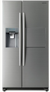 Daewoo Side By Side Refrigerator 608 Litres FPSX28F4AS