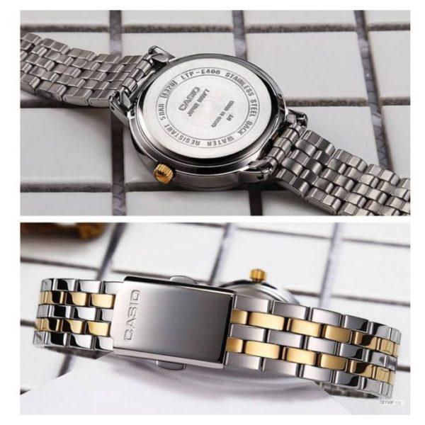 Casio LTP-E408SG-7AV Enticer Women's Watch