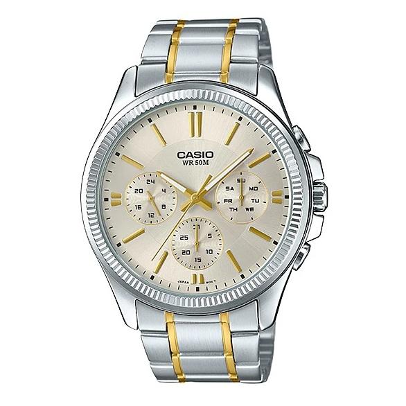 Casio MTP-1375SG-9AV Enticer Men's Watch