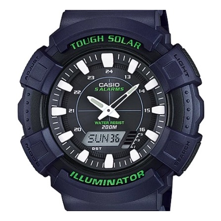 Casio AD-S800WH-2AV Youth Unisex Watch