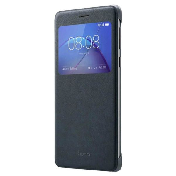 best sneakers 08a71 ad73d Buy Huawei Smart View Cover Gray For Honor 6X 51991741 – Price ...