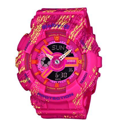 Casio BA-110TX-4ADR Baby G Watch