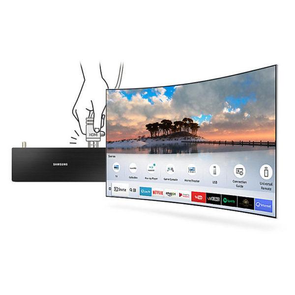 Samsung 49MU7350 4K UHD Curved Smart LED Television 49inch