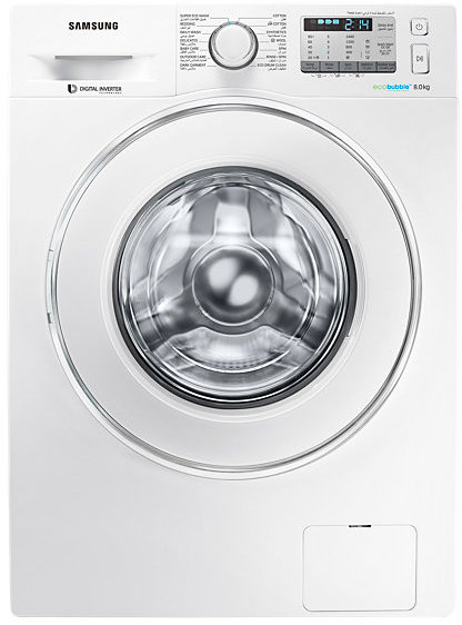 Samsung Front Load Washer 8kg WW80J5413IW