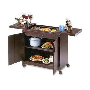 Hostess Food Warmer Trolley HL6232DB