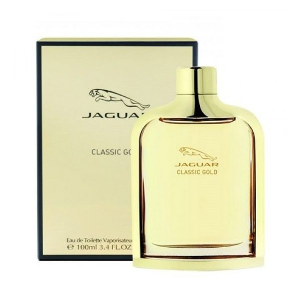Jaguar Classic Gold Perfume For Men 100ml Eau de Toilette