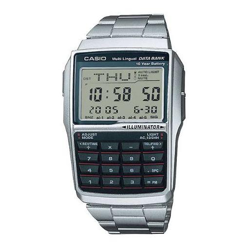 Casio DBC-32D-1A Data Bank Unisex Watch