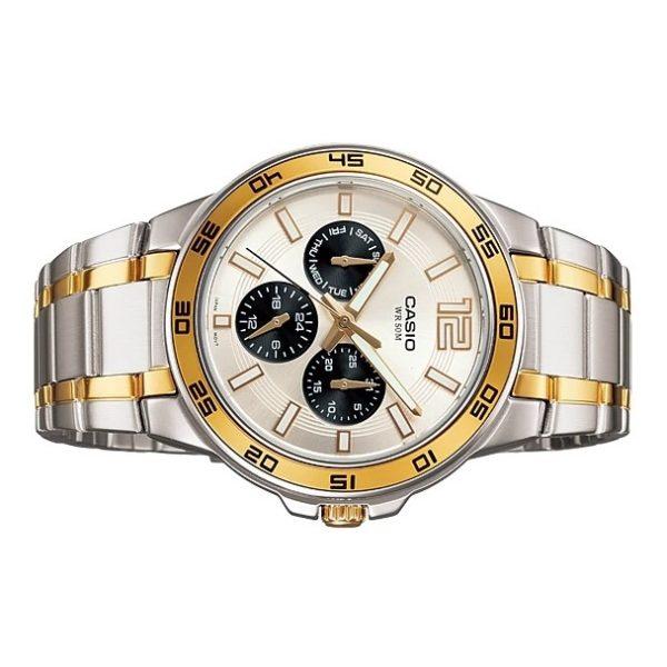 Casio Watch MTP-1300SG-7AV