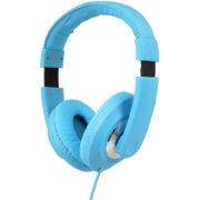 Vivitar Listen Up DJ Over Ear Headphone Blue VM14735