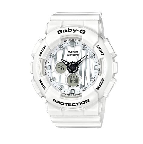 Casio BA-120SP-7ADR Baby G Watch