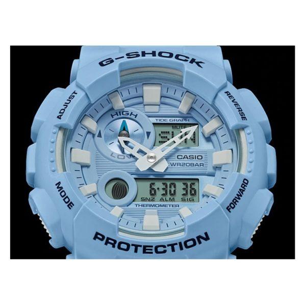 Casio GAX100CSA2ADR G Shock GLide Watch